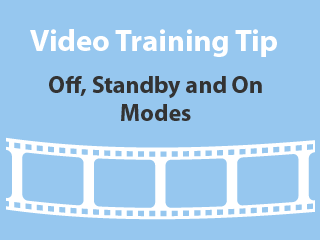 Training Tip Modes