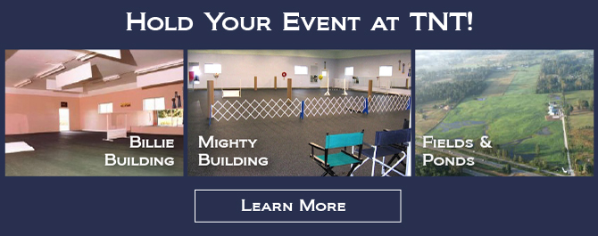 Facility rental - TNT Training Center