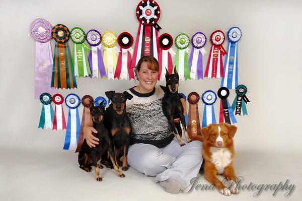Lâle & her canine crew
