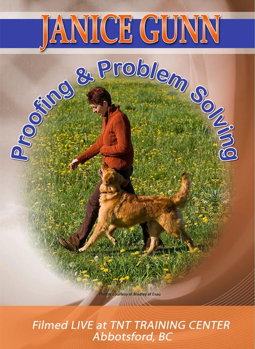 Janice Gunn's Proofing & Problem Solving
