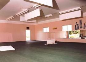 Billie Training Hall