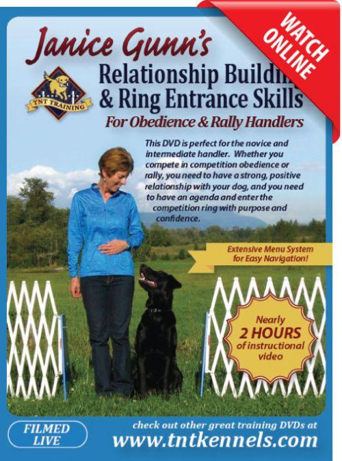 Relationship Building & Ring Entrance Skills Online Video Training