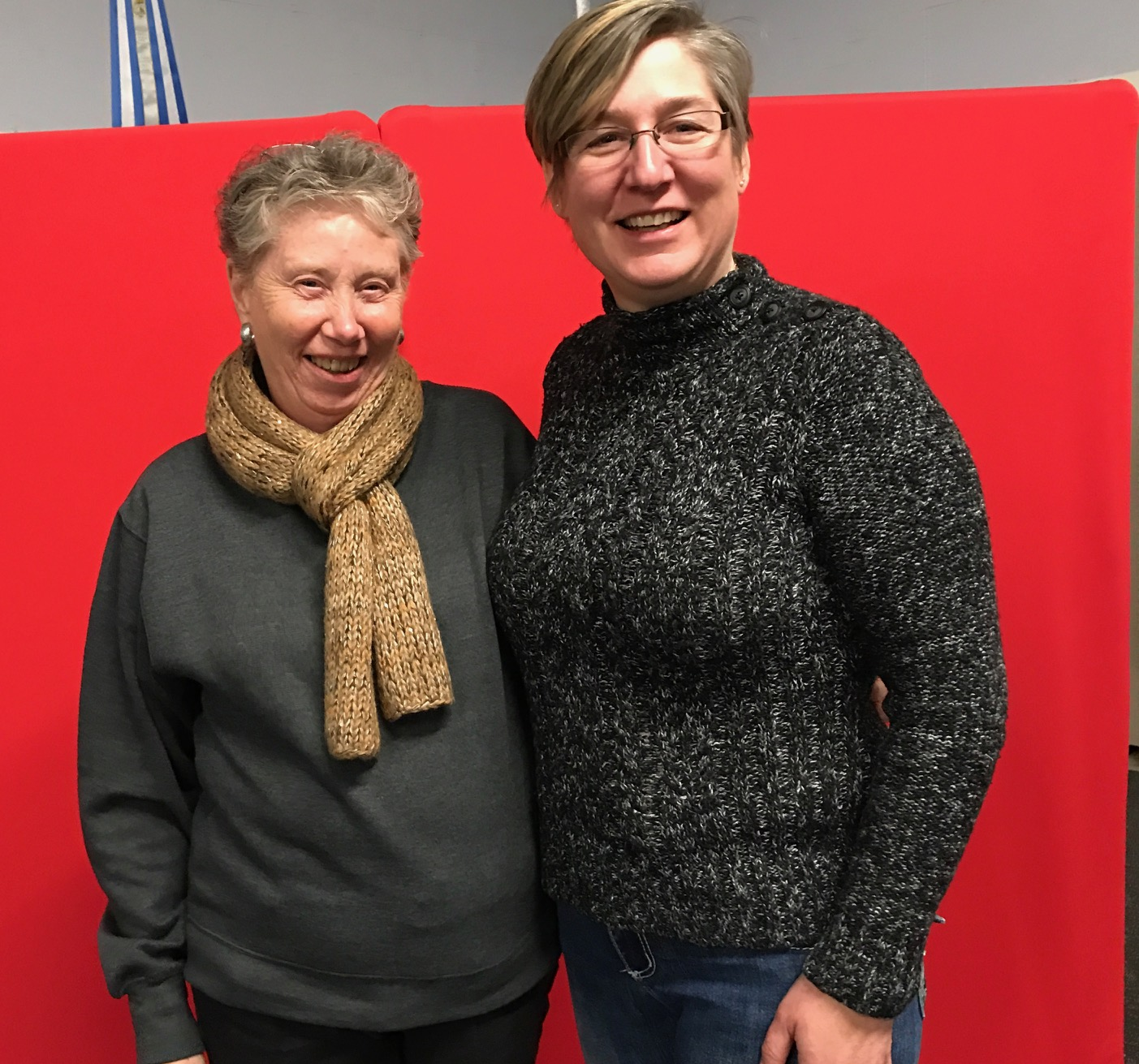 Lori Little & Sharon Cameron