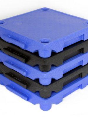 Klimb Platform stacked for storage