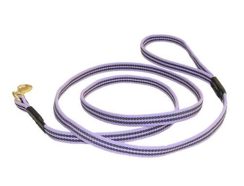 "Sure Grip 5/8"" Leash Purple"