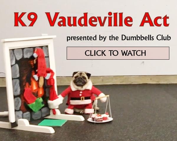Canine Vaudeville Show