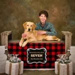 golden retriever: Seven