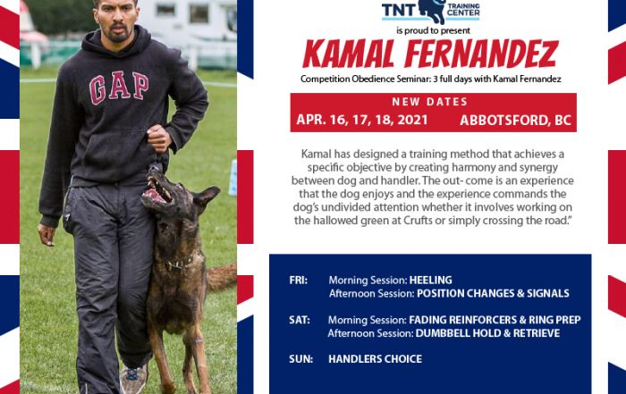 Kamal Fernandez-Obedience Seminar